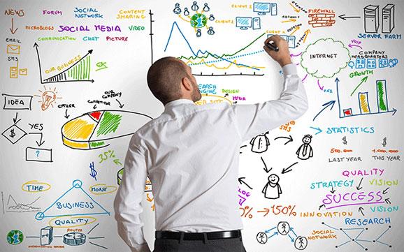 Online Presence building india