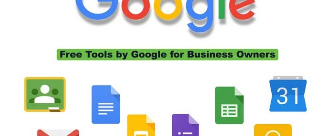 Free Tools by Google for Business Owners in India