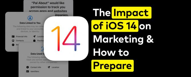 Adapting to iOS 14
