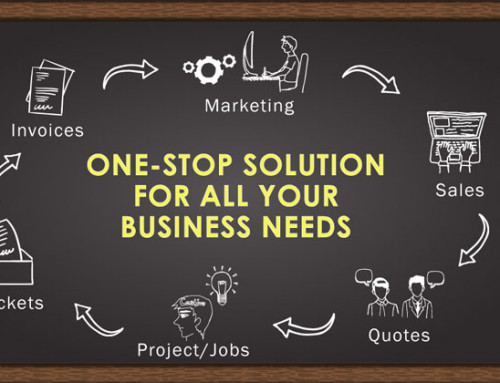 One stop SOLUTIONS for your business Digital Needs!